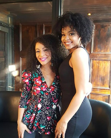 On Set - BET and Centric - March 28, 2017