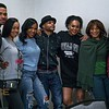 Karon Riley, Dawn Halfkenny, Kaye Singleton, JD Williams, Demetria McKinney, Donna Biscoe and Jasmine Burke at Saints and Sinners - Table Read - March 27, 2019