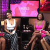Tocarra Jones, Janell Snowden, Naturi Naughton and Demetria McKinney on The Ladies Room - Centric TV - Talk Show 2016