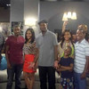 The cast of the Rickey Smiley Show