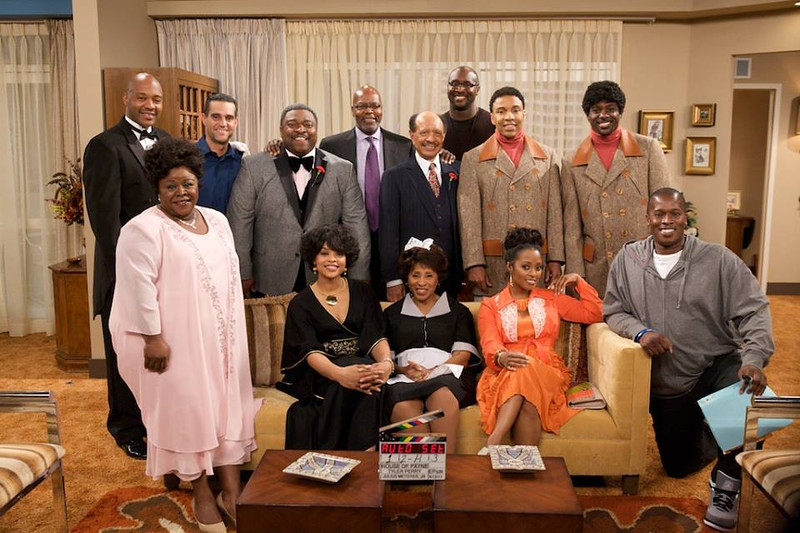 The Jeffersons Episode   Palmer Williams Jr, Cassi Davis, Will Areu, LaVan  Davis