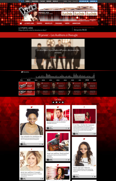 The Voice Canada LaVoix