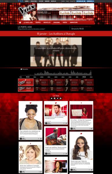The Voice Canada LaVoix