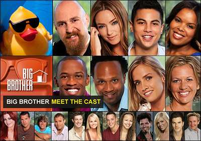 Big Brother 13 2011