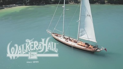 TV COMMERCIAL on Sailing Boat - 2