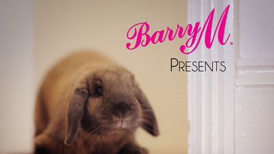 Barry M Official Christmas Ad 2014
