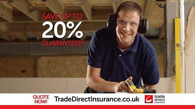 Trade Direct Insurance 30sec TVC