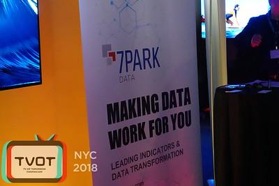 TVOT NYC 2018 - Sponsor Signage