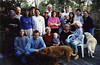 1998 Thanksgiving gathering at home {maybe Courtney Aman}