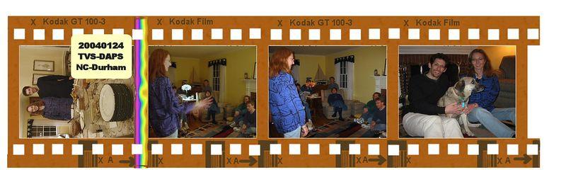 Before eating, Connie's presentation, Johnstons 2 [4-frame filmstrip]
