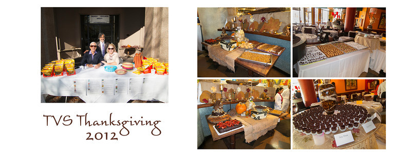 2012 Thanksgiving - Cafe Parizade (by Dilip Barman)