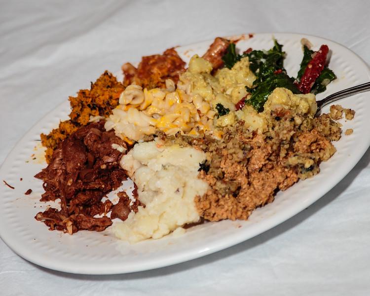 20151122 TVS Pre-Thanksgiving at Vegan Flava Cafe, Durham NC {by Ariyah April} (068 of 108)