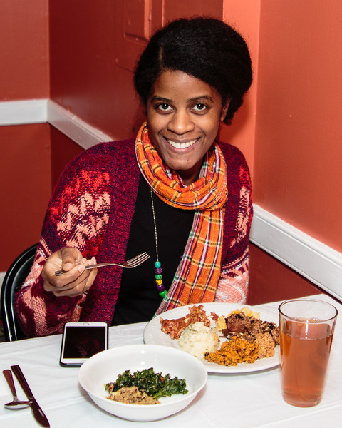20151122 TVS Pre-Thanksgiving at Vegan Flava Cafe, Durham NC {by Ariyah April} (053 of 108)