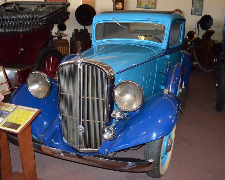 1933 Franklin Olympic Sedan