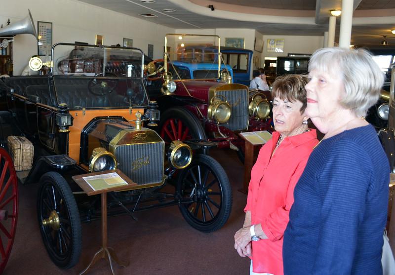 Linda loved the 1914 Model T Ford