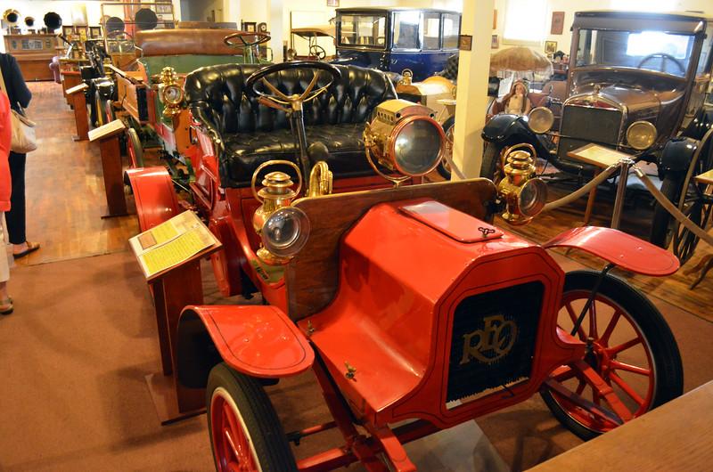 1908 REO Roadster
