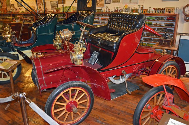 1906 Cadillac Sport Car