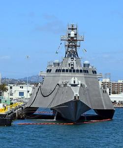Littoral Combat Ship USS Coronado