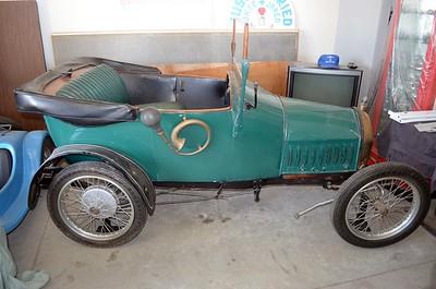 1913 Bugatti Roadster