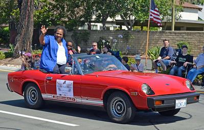 Assemblywoman Shirley Weber