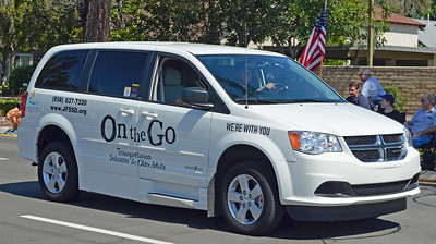 On the Go, the Jewish Transportation Solutions