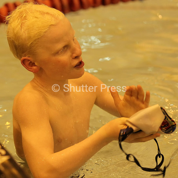 Sainsbury's School Games - Swimming Gala