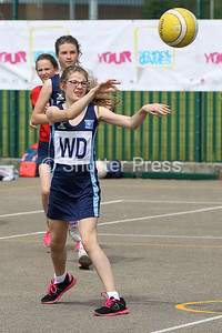 Sainsbury's School Summer Games - Day Two 2015