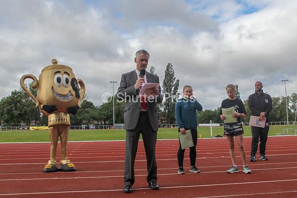 Tees Valley School Games 2018
