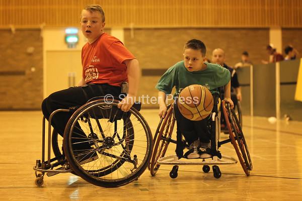Wheelchair Basketball 2015