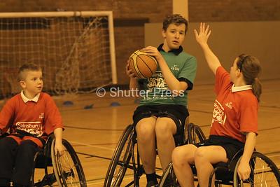 Sainsbury's School Games - Swimming Gala & Wheelchair Basketball