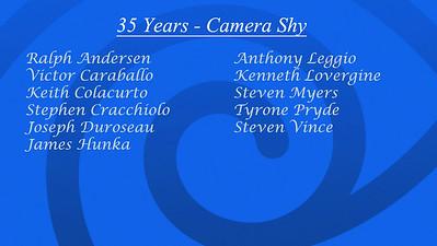 Shy List 35