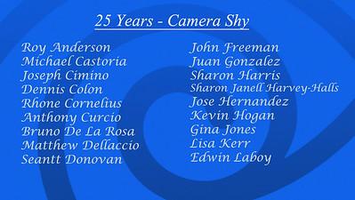 Shy List 25 A