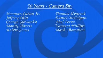 Shy List 30