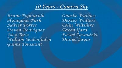 Shy List 10 B