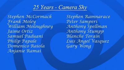 Shy List 25 B