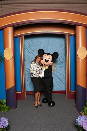 The Walt Disney Service Awards, Los Angeles 2009 - The holder of this digital file has permission to print or publish for his or her own private use.