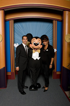 The Walt Disney Service Awards, Los Angeles 2008 - The holder of this digital file has permission to print or publish for his or her own private use.