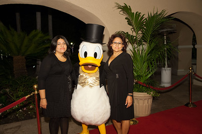 The Walt Disney Service Awards, Los Angeles 2010 - The holder of this digital file has permission to print or publish for his or her own private use.