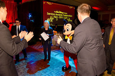 20111104A_344 - The Walt Disney Service Awards, Los Angeles 2011 - The holder of this digital file has permission to print or publish for his or her own private use.