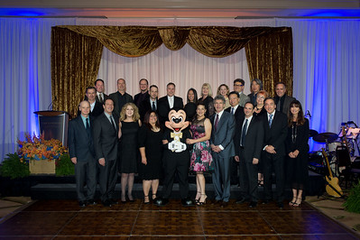 20151106D_Disney_5793 - The Walt Disney Service Awards, Los Angeles 2015 - The holder of this digital file has permission to print or publish for his or her own private use.