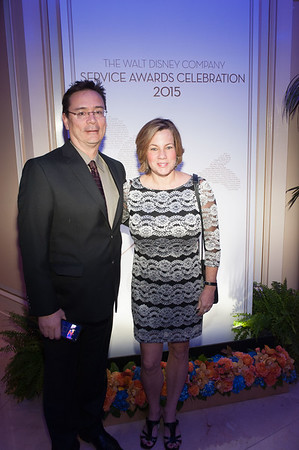 20151106D_Disney_6575 - The Walt Disney Service Awards, Los Angeles 2015 - The holder of this digital file has permission to print or publish for his or her own private use.