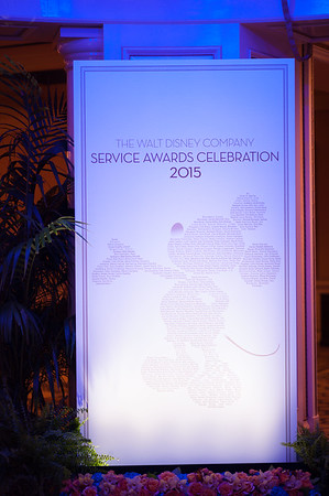 20151105D_Disney_223 - The Walt Disney Service Awards, Los Angeles 2015 - The holder of this digital file has permission to print or publish for his or her own private use.