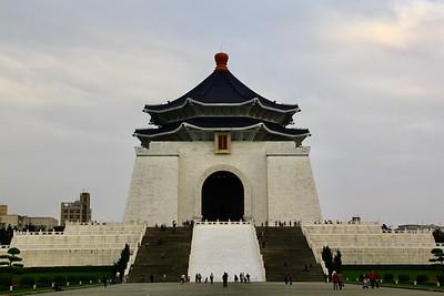 National Chiang Kai Shek Memorial Hall, Taipei, Taiwan