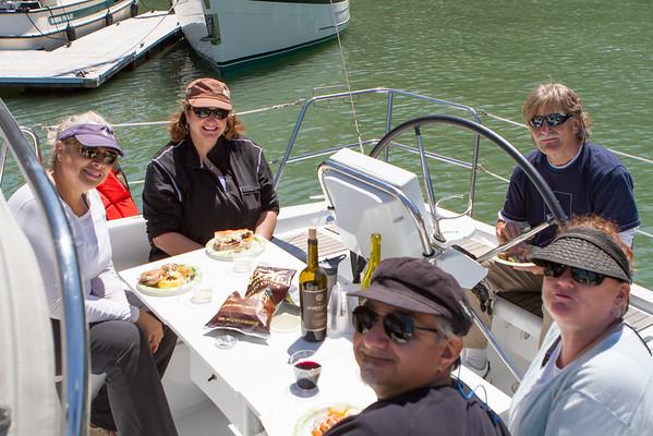 2014 07 28 TDT Sail Bid Winners Day On the Bay
