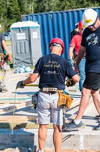Don Rueter - Habitat Wall Build DR-3
