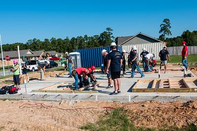 Don Rueter - Habitat Wall Build DR-6