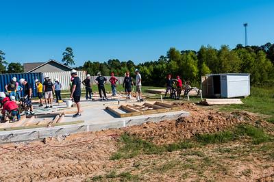 Don Rueter - Habitat Wall Build DR-15