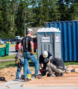 Don Rueter - Habitat Wall Build DR-18