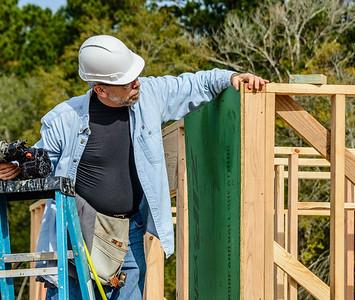 Don Rueter - 2018-11-17 Habitat Wall Raising DAR-23