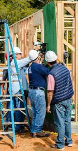 Don Rueter - 2018-11-17 Habitat Wall Raising DAR-22